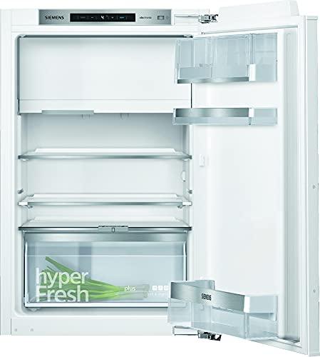 Siemens KI22LADE0 iQ500 Einbau-Kühlschrank / E / 144 kWh/Jahr / 124 l / hyperFresch Plus / LED Beleuchtung / varioShelf Boden / Flachscharnier