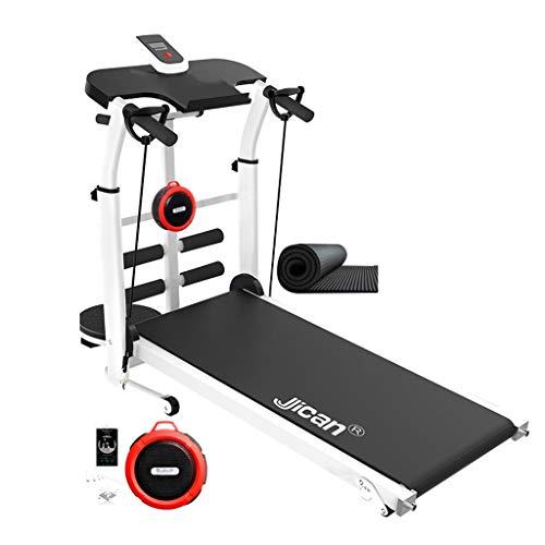 Best Bargain Cardio Training Treadmills Treadmill Folding Machine Tilt Fitness Treadmill Multi-Funct...