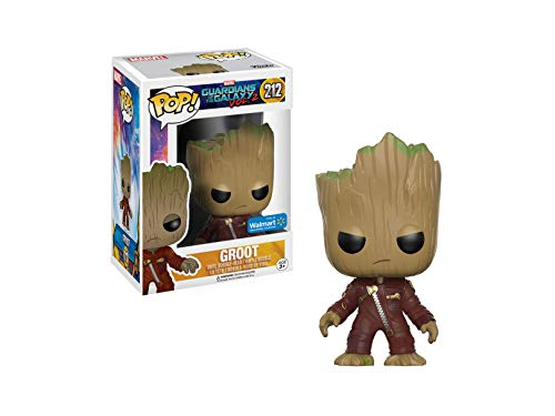 Funko POP! Marvel Guardianes de la galaxia 2: Groot con traje cabreado Exclusivo