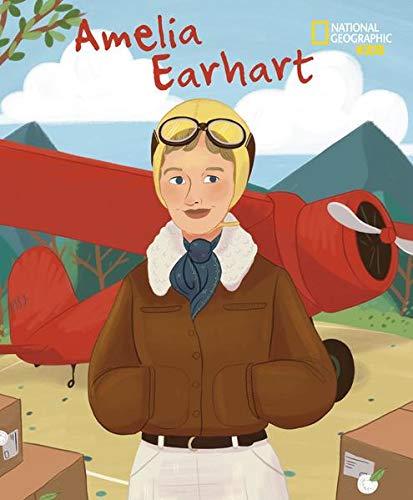 Amelia Earhart: Total Genial!: National Geographic Kids