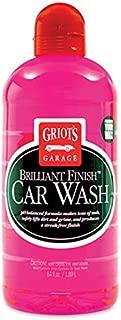 Griot's Garage 10866 Car Wash (Brilliant Finish) 64oz