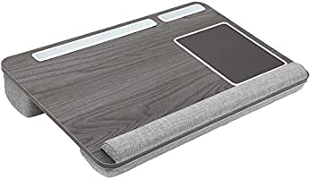 HUANUO Laptop Tray, Lap Desk for Laptop, Laptop Cushion, Laptop Stand for Bed, with Built in Mouse Pad & Wrist Pad for...