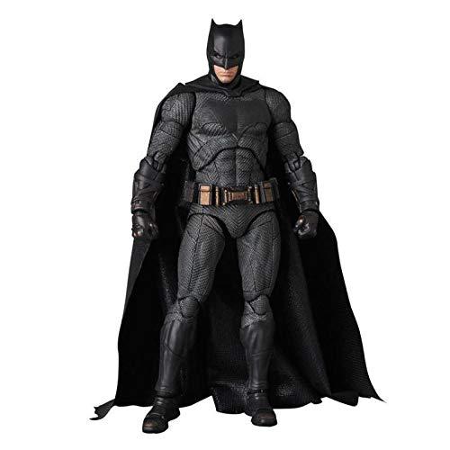 Kindergeschenk Iron Man Captain Antman Giftabstrich Superman 6 Zoll bewegliches Puppenmodell handgemacht-Batman