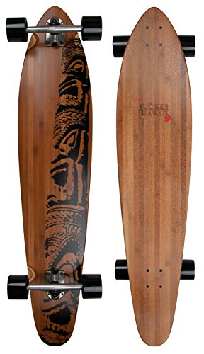Vevendo Mike Jucker Hawaii - Longboard Makaha in bambù