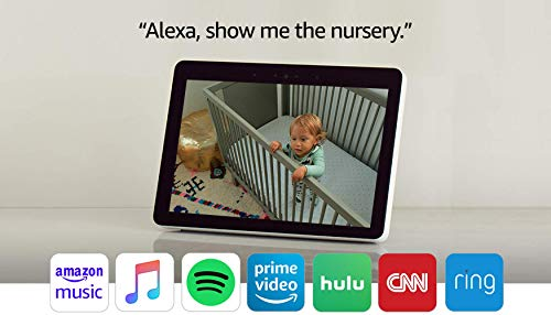 """Product Image 22: Echo Show (2nd Gen)   Premium 10.1"""" HD smart display with Alexa – stay connected with video calling – Sandstone"""