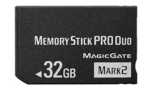 MS 32GB Memory Stick Pro Duo MARK2 for PSP Accessories/Camera Memory Card