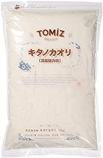 キタノカオリ / 3kg 【創業100年 富澤商店】TOMIZ/cuoca 小麦粉 国産 強力粉