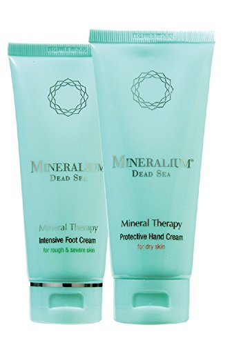 Mineralium Dead Sea Mineral Therapy Hand & Foot Cream Luxurious Set