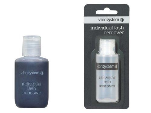 Salon System Individual Lash Adhesive and Individual Lash Remover 50ml by Salon System