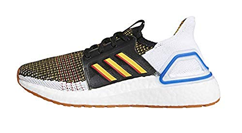 adidas Hombre Ultraboost 19 J Zapatos de Correr Blanco