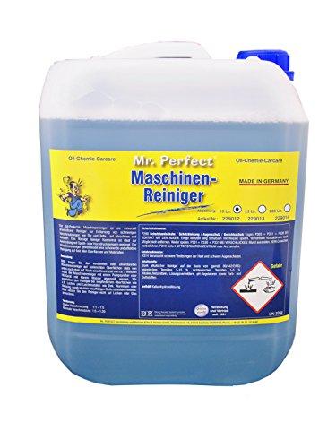 Mr. Perfect® Maschinenreiniger, 10L - Hochwirksames Reinigerkonzentrat für hartnäckige Verschmutzungen