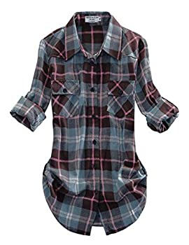 Best flannel tunic Reviews