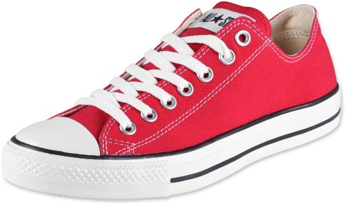 Converse Chuck Taylor All Star Hi Red M9696 Rojo, Converse Schuhe Unisex Sizegroup 10:39