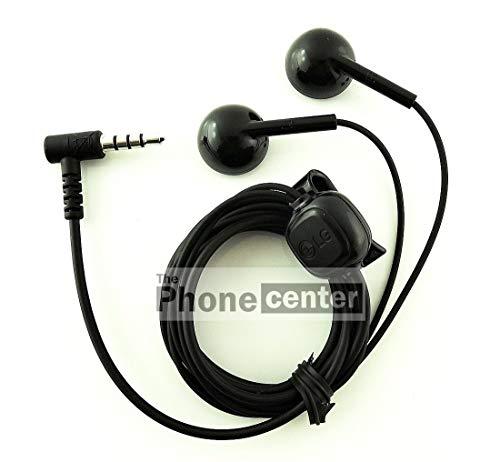 Tpc© Original cuffie vivavoce LG EAB64228801per LG K10,LG K7,LG K8,K10 Dual Sim, nero, stock