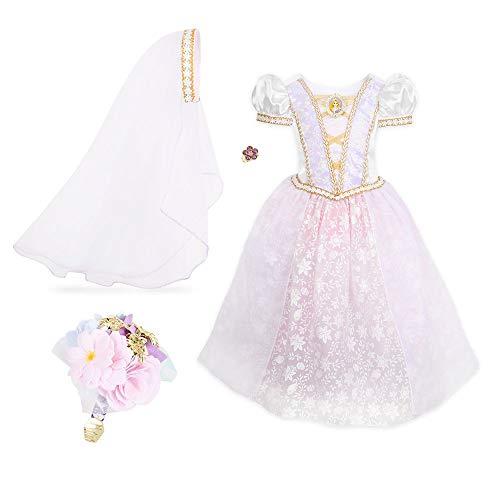 Disney Rapunzel Wedding Costume Set – Tangled Ever After- Size 3