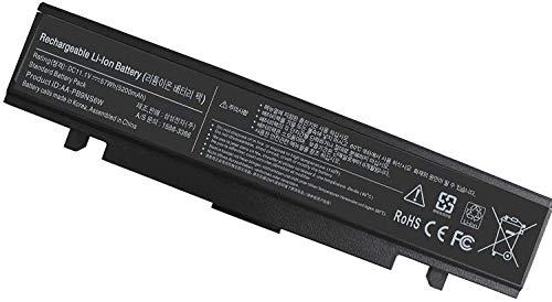 Topnma Standard Serie AA-PB9NC6B AA-PB9NS6B y AA-PL9NC6 W Batería para Samsung R519 R522 R525 R530 R540 R580 R620 R719 R780 Ordenador [6 Celdas 4400mAh 11.1V ]