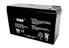 Rechargeable battery that can be mounted in any position, resists shocks and vibration. Long lasting high performance in high and low temperatures. SLA / AGM spill proof battery has a characteristic of high discharge rate, wide operating temperatures...