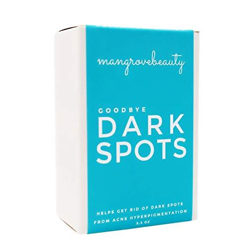 Acne Hyperpigmentation Soap - Removes Dark Spots From Acne Scars, Evens Skin Tone (Not For Sensitive Skin)