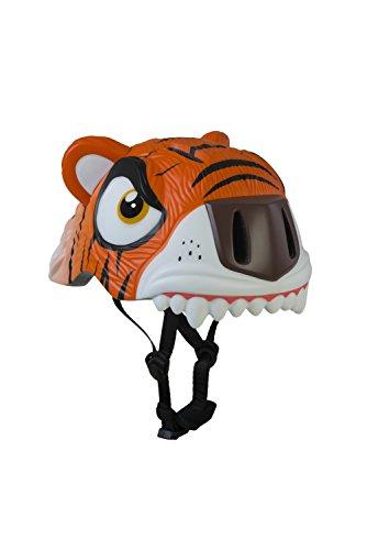 Ryme Tiger Casco, Naranja, Talla Única