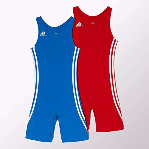 Wrestler Pack Kids Doppelpack rot & blau Kinder Ringer Anzug für Kinder GRÖßENAUSWAHL (XL)