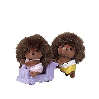 Calico Critters Pickleweeds Hedgehog Twins