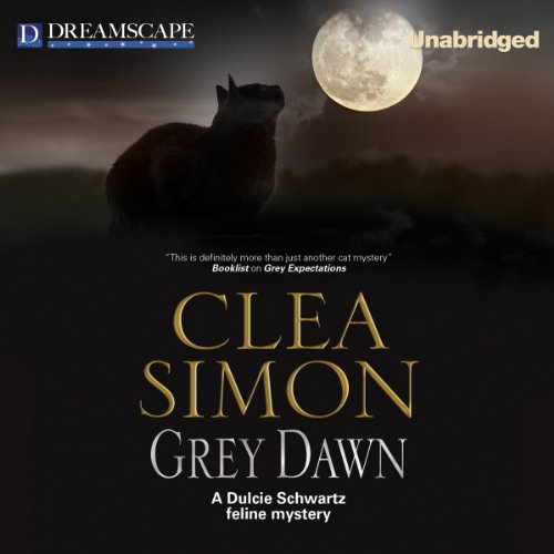 Grey Dawn audiobook cover art