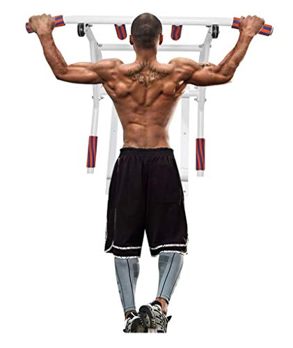 Pull Up Bars Abs krachttraining optrekstang wandmontage optrekstang multifunctioneel met ophangsysteem voor bokszakken krachtkabels voor home gym 330 LB gewicht capaciteit