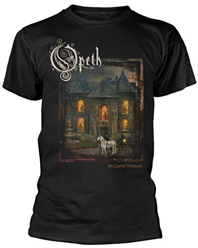 Opeth 'In Cauda Venenum' (Black) T-Shirt (x-Large)