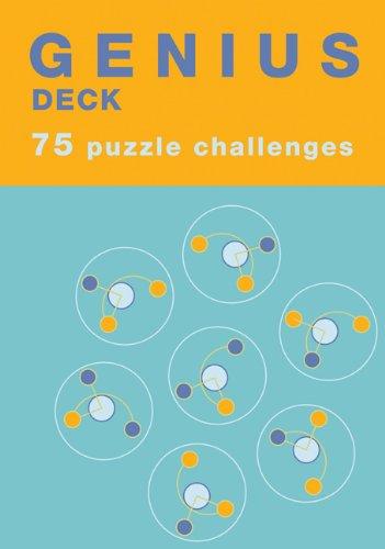 GENIUS DECK PUZZLE CHALLENGES