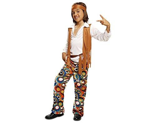 Desconocido My Other Me - Disfraz de Hippie para niños, talla 5-6 años (Viving Costumes MOM00505)