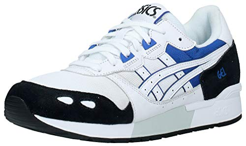 Asics Gel-Lyte Weiß/Blau Sneakers-UK 5