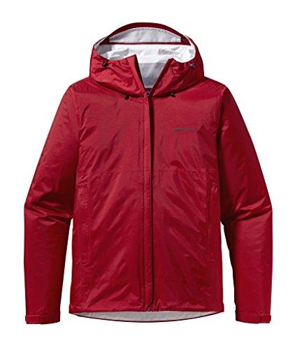 Patagonia Torrentshell Jacket (XX-Large, Red)