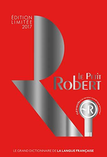 Le Petit Robert De La Langue Francaise 2017 + Cle - Fin D'annee - Dictionary of the French Language