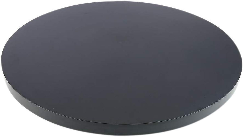 Cablematic Elektrish rotierende drehteller 60 cm schwarz