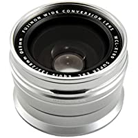 Fujifilm WCL-X100 0.8x Wide Conversion Lens for X100 Digital Camera