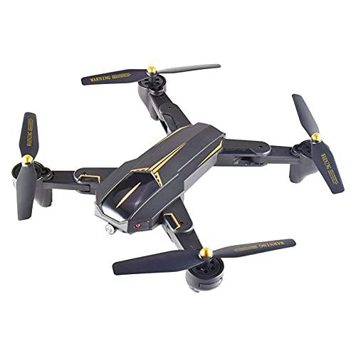 GZTYLQQ Cámara de dron pequeña con Caja de Color y Mochila, cuadricóptero de Juguete con Control Remoto con Luces nocturnas y función de Inicio con una Sola tecla