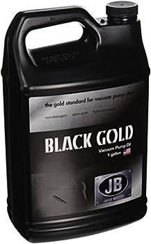 JB Industries DVO-24 Bottle of Black Gold Vacuum Pump Oil 1 gallon - GIDDS-2463009
