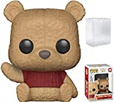 Disney: Christopher Robin Movie - Winnie The Pooh Funko Pop! Vinyl Figure (Includes Compatible Pop...