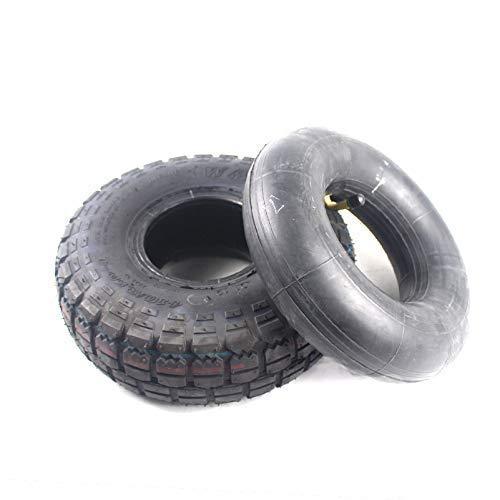 LXHJZ Neumáticos para Scooter Movilidad, 4,10/3,50-4 Neumático Compatible con neumático Scooter eléctrico Mini neumático Rueda