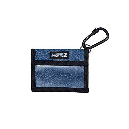 SALOMON(サロモン) ボード・ブーツバッグ SLMN PASS CASE PVC2 (サロモン パス ケース PVC2) L41038800 Denim Blue NS