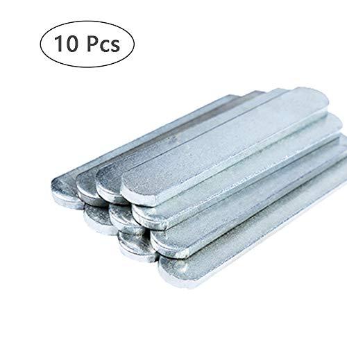 APOE Placas de Acero para Chaleco Lastrado Ajustable, Porta Chalecos de Peso Apretado y Espinilleras Especiales Invisibles de Acero,(1.2kg/2kg)