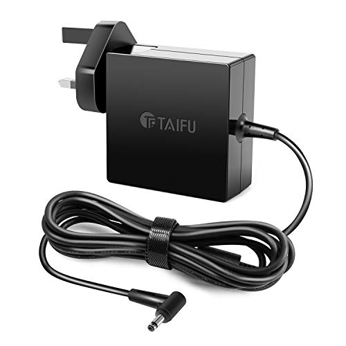 TAIFU 65W Laptop Charger for Asus Vivobook S200 S200E Q200 Q200E Q302LA Q302UA Q503UA Q504UA X102 X200CA F556UA X540 X540L X540LA X540S X540SA X541 X553 X553M X553MA X553S X553SA X556 E402SA E403SA