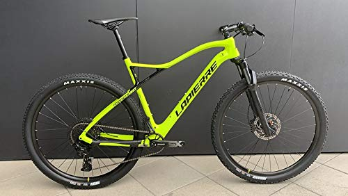 Bicicleta de montaña de la fibra de carbono de la bicicleta de montaña de Lapierre 29``Prorace Sat 5.9 Sarm 12s Groupset Medium Tize Mountain Bike