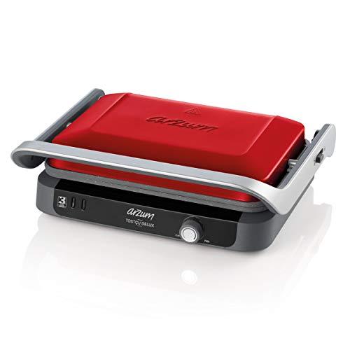 Arzum Deluxe Nar Tostcu Toaster Kontaktgrill Grill Toastmaschine