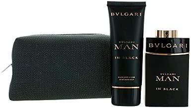 Bvlgari Bvlgari Man In Black Men 3 Pc Gift Set