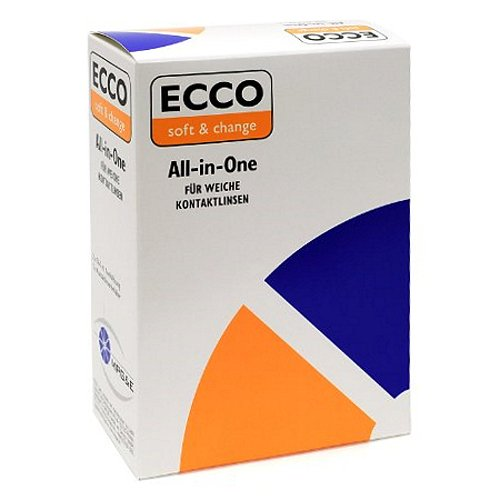 ECCO Soft & Change 2x360ml + 1 Linsenbehälter