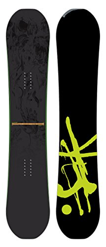 YES Herren Freestyle Snowboard Standard 154 2015