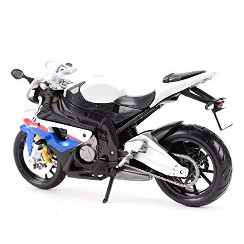 LSLS Tomahawk Modelo De Juguete Modelo De La Motocicleta Motocicleta S1000RR De Motociclismo De Simulación De Aleación De La Serie De Regalos Modelo de Auto