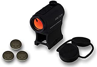HOLOSUN HS403B Micro Red Dot Sight (2 MOA) w/ 3 Extra Batteries