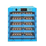 N&W Egg Incubator Automatic Egg Incubator Digital Incubator 320 Eggs Poultry Hatcher with Intelligent Constant Temperature Digital Poultry Hatching Machine for Hatching Chicken Duck Goose Quail